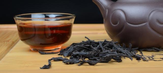 Чай красный халат да хун